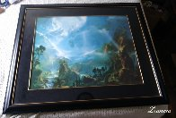And the Light Shall Guide You Home 1990 Limited Edition Print by Dale Terbush - 2