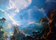 And the Light Shall Guide You Home 1990 Limited Edition Print by Dale Terbush - 0