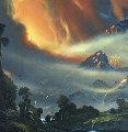 To Be Close to You 1989 50x50 Original Painting - Dale Terbush