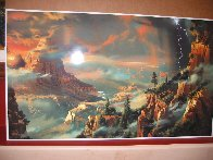 Between This World And Heaven AP 1990 Limited Edition Print by Dale Terbush - 1