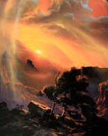Cast in the Spell of Heaven Limited Edition Print by Dale Terbush - 3