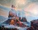 Red Rocks 1972 51x64 Original Painting by Dale Terbush - 0