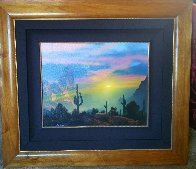 Southwest By My Way of Thinking 1991 29x33 Original Painting by Dale Terbush - 2