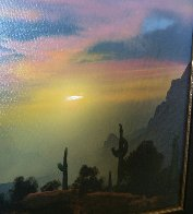 Southwest By My Way of Thinking 1991 29x33 Original Painting by Dale Terbush - 8