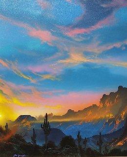Moments of My Memory 24x28 Original Painting by Dale Terbush