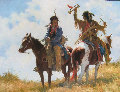 Trophy Limited Edition Print - Howard Terpning