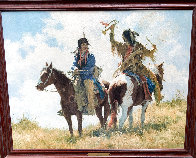 The Trophy Limited Edition Print by Howard Terpning - 1