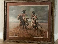 Victors 1981 Limited Edition Print by Howard Terpning - 1