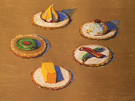 Crackers 2005 Limited Edition Print by Wayne Thiebaud - 0