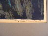 Sea Thing  1959 Limited Edition Print by Wayne Thiebaud - 2