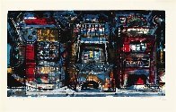 Gambling Machines 1955 Limited Edition Print by Wayne Thiebaud - 1