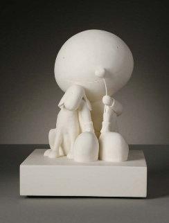 Scent of Love Sculpture 2007 11 in Sculpture by Mackenzie Thorpe
