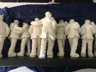 Apostles Parian Sculpture 2013 31 in Sculpture by Mackenzie Thorpe - 2