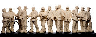 Apostles Parian Sculpture 2013 31 in Sculpture by Mackenzie Thorpe - 0