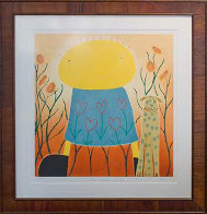 Secret Garden Limited Edition Print by Mackenzie Thorpe - 1