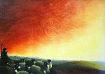 Birth on the Move Original Painting - Mackenzie Thorpe