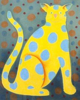 S. Catton Pastel 33x44 Huge Works on Paper (not prints) - Mackenzie Thorpe