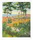 Path To The Village Limited Edition Print - Christian Title