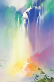 Rainbow Falls 1991 Limited Edition Print by Thomas Leung