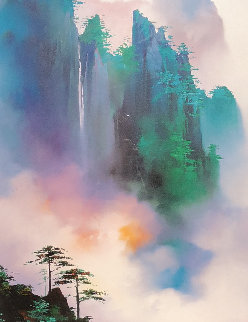 Amethyst Mist 2014 Limited Edition Print by Thomas Leung