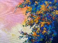 Summer Time Falls 2017 47x71 Huge Original Painting by Thomas Leung - 3