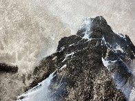 Mountain Rhapsody 2019 41x41 Huge Original Painting by Thomas Leung - 2