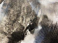 Mountain Rhapsody 2019 41x41 Huge Original Painting by Thomas Leung - 4