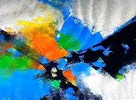 Dream Valley 2012 29x39 Original Painting by Thomas Leung - 0