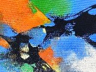 Dream Valley 2012 29x39 Original Painting by Thomas Leung - 2