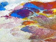 Steam #6 2015 20x28 Original Painting by Thomas Leung - 2