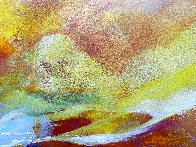 Steam #6 2015 20x28 Original Painting by Thomas Leung - 3