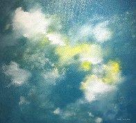 Dream 2019 35x39 Original Painting by Thomas Leung - 1