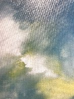 Dream 2019 35x39 Original Painting by Thomas Leung - 4