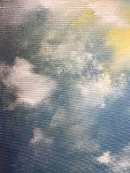Dream 2019 35x39 Original Painting by Thomas Leung - 3