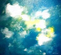 Dream 2019 35x39 Original Painting by Thomas Leung - 0