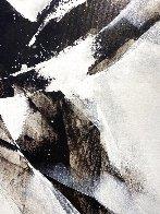 Crisscross 2018 39x32 Original Painting by Thomas Leung - 2