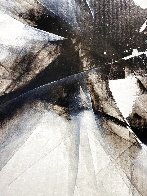 Crisscross 2018 39x32 Original Painting by Thomas Leung - 3