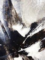 Crisscross 2018 39x32 Original Painting by Thomas Leung - 4
