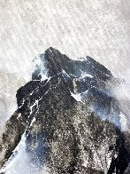 Mountain Rhapsody 2019 40x40 Original Painting by Thomas Leung - 2