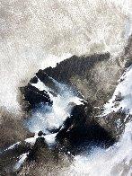 Mountain Rhapsody 2019 40x40 Original Painting by Thomas Leung - 4