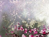Winter Blossom II 2018 20x30 Original Painting by Thomas Leung - 1