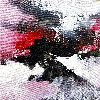 Wave 18 2020 16x16 Original Painting by Thomas Leung - 0