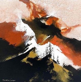 Deep Valley Original Painting - Thomas Leung
