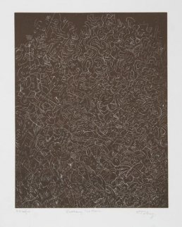 Psaltery, 1st Form 1974 Limited Edition Print - Mark Tobey