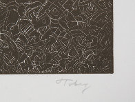 Psaltery, 1st Form 1974 Limited Edition Print by Mark Tobey - 1