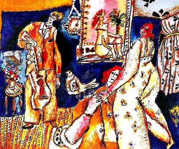 La Beaute Des Jours 2003 Limited Edition Print - Theo Tobiasse