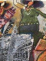Melopeè De Venise Qui Sonne Comme Un Psaume Limited Edition Print by Theo Tobiasse - 3