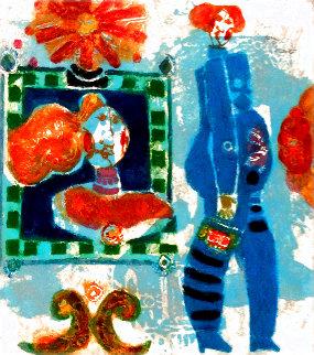 Le Femme Errante HC 1980  Limited Edition Print - Theo Tobiasse