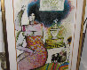 Le Puits De Jacob 1982 Limited Edition Print by Theo Tobiasse - 1