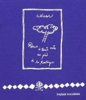 Poeme a Trois Voix Au Pied De La Montagne 1988 In Portfolio 3 Pc.  Limited Edition Print by Theo Tobiasse - 4